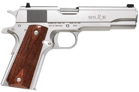 Remington 1911 Stainless