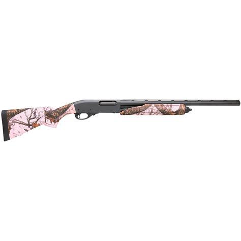 Remington 20 Gauge Shotgun Pink