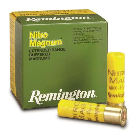 Remington 20 Gauge Shotgun Shells
