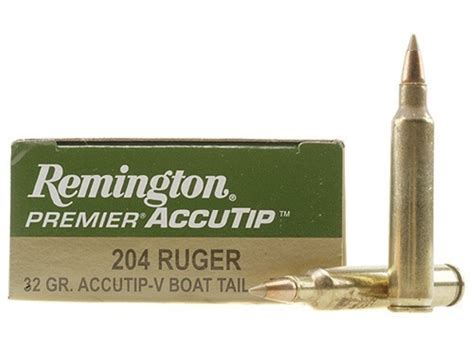 Remington 204 Ammo