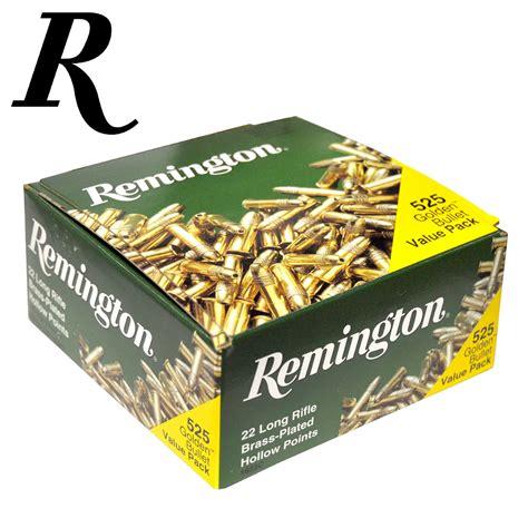Remington 22 Long Rifle Ammo 525