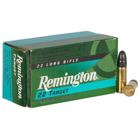Remington 22 Long Rifle Target Ammo