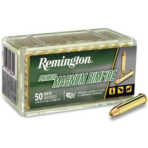 Remington 22 Mag Ammo Reviews