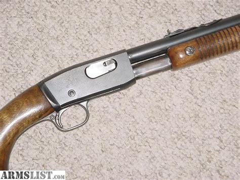 Remington 22 Pump Action Rifle For Sale