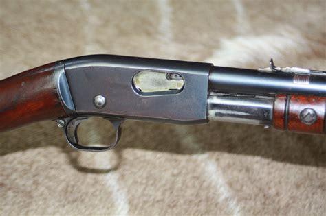 Remington 22 Pump Rifle Model 12a