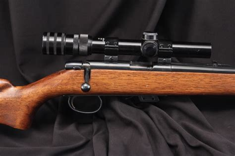 Remington 22 Rifle Model 581 Bolt