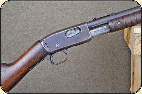 Remington 22 Rifles Model 12