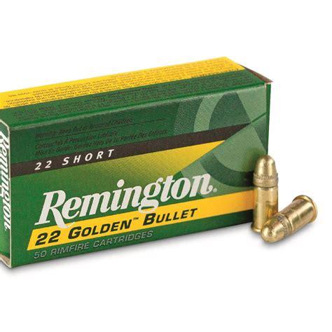 Remington 22 Short Long Or Long Rifle Ammo