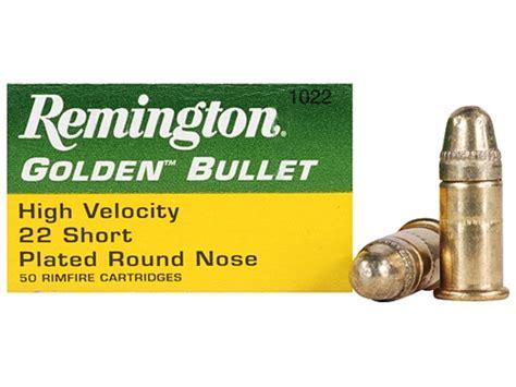 Remington 22 Short Rifle Ammo