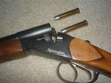 Remington 221 Double Rifle