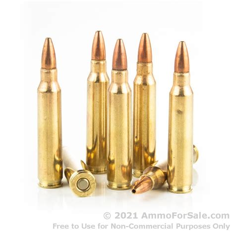 Remington 223 556 Ammo
