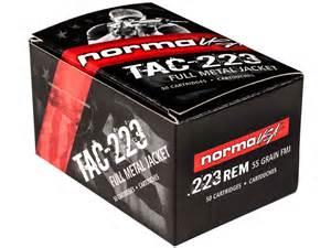 Remington 223 Match Full Metal Jacket Ammo