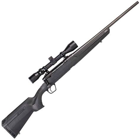 Remington 223 Rifle With Scope