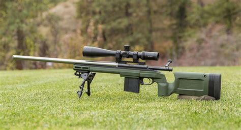 Remington 224 Rifle