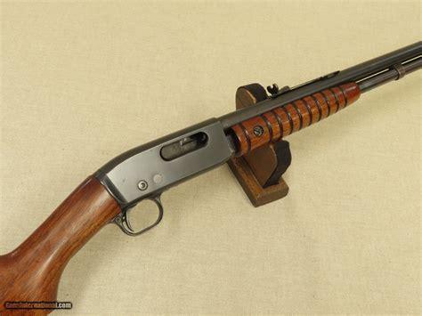 Remington 25 Caliber Pump Rifle