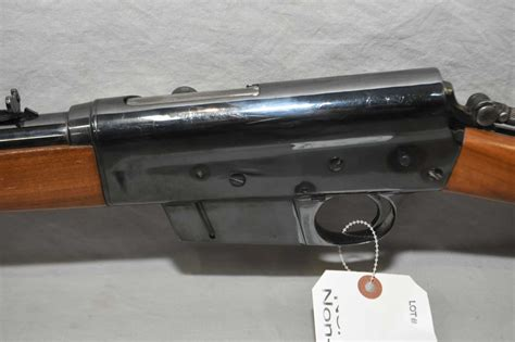 Remington 30 30 Semi Auto Rifle