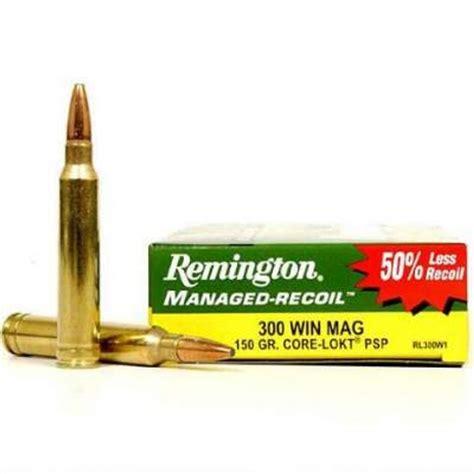 Remington 300 Win Mag Ammo Price