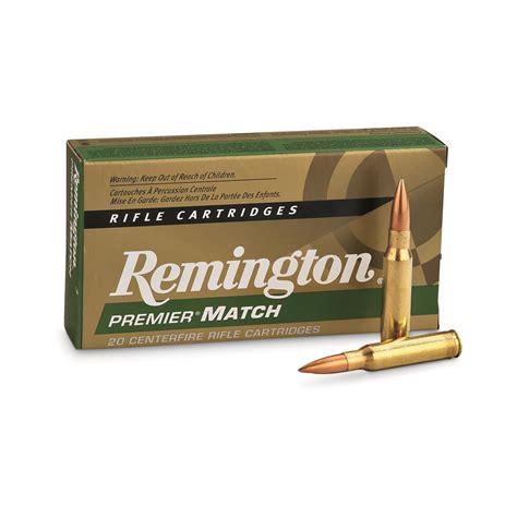 Remington 308 Ammo Specs