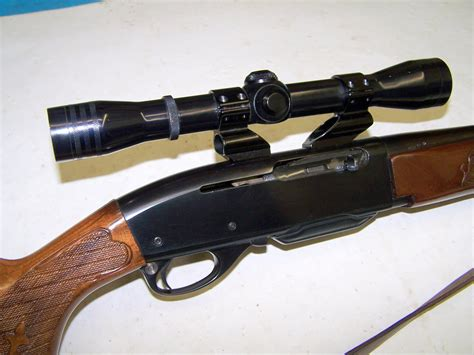 Remington 308 Rifle Model 742