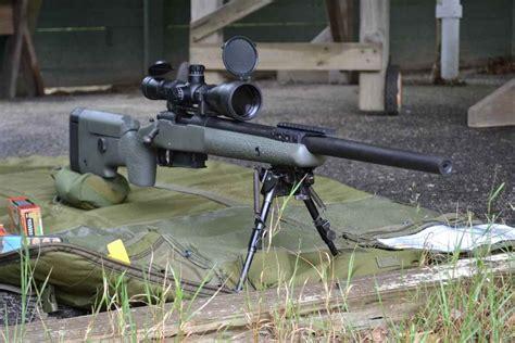Remington 308 Tactical Rifle