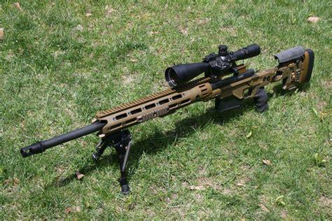 Remington 338 Lapua Mag Sniper Rifle