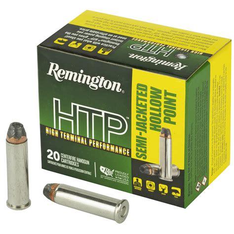 Remington 357 Htp Ammo