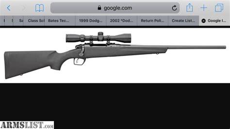 Remington 370 Rifle