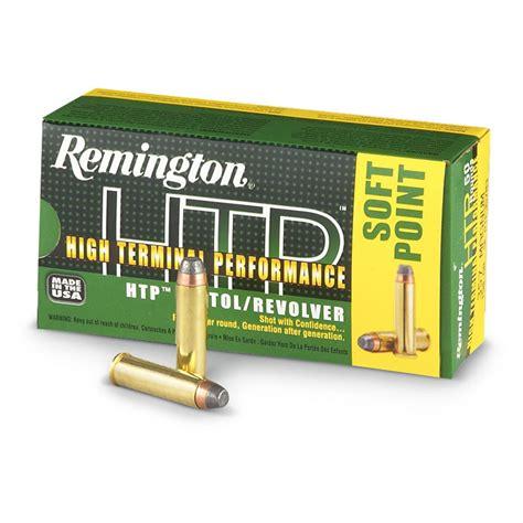 Remington 38 Special 110 Grain Ammo