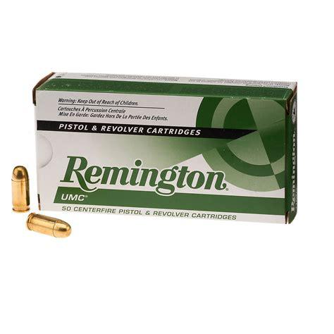 Remington 380 Centerfire Ammo