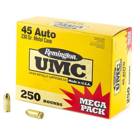 Remington 45 Acp Ammo
