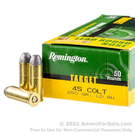 Remington 45 Long Colt Ammo For Sale