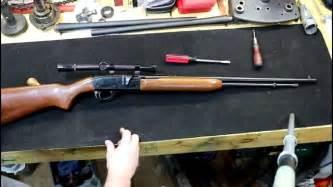 Remington 552 Speedmaster Disassembly Assembly Professional Gunsmithing