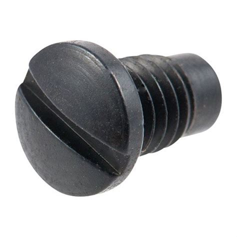 Remington 572 Barrel Dowel Screw Steel Black