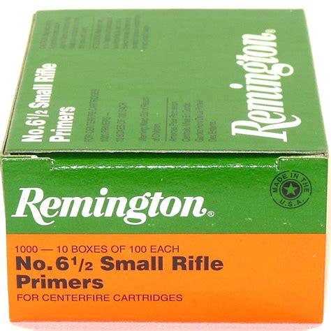 Remington 6 1 2 Primers Shooters Forum