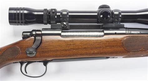 Remington 7 Mag Rifle
