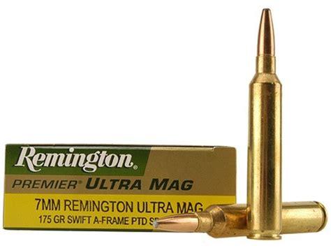 Remington 7 Ultra Mag Ammo