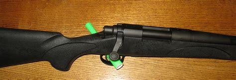 Remington 700 20 Inch Fluted Barrel