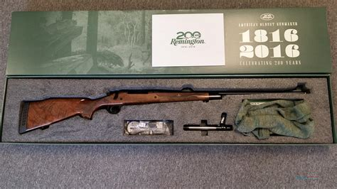 Remington 700 200th Anniversary 7mm Mag