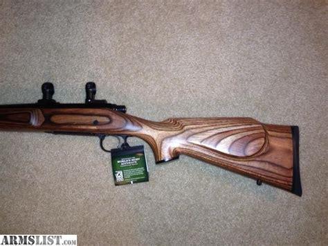Remington 700 204 Ruger Bull Barrel