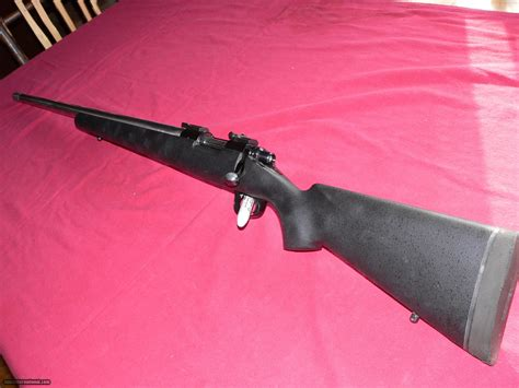 Remington 700 243 Single Shot Rifle