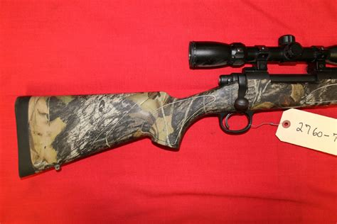 Remington 700 270 Win Camo