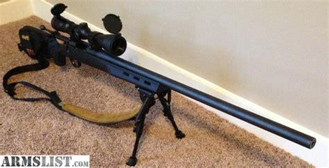 Remington 700 308 Bull Barrel Rifles