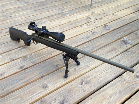 Remington 700 308 Custom Barrels