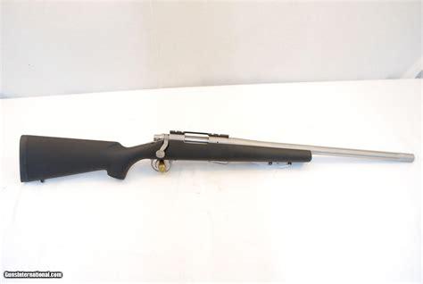 Remington 700 308 Fluted Barrel