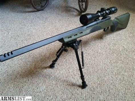 Remington 700 308 Triangle Barrel