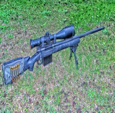 Remington 700 338 Lapua Barrel Twist