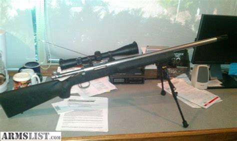 Remington 700 6 8 Spc First Production Run For Sale