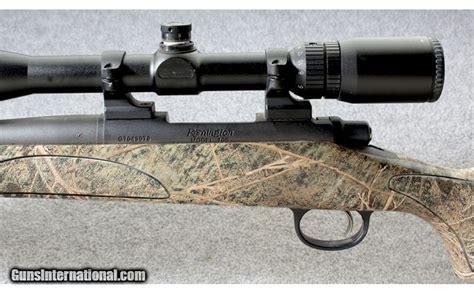 Remington 700 Adl Varmint 223 Rem Brush Camo Barrel Twist