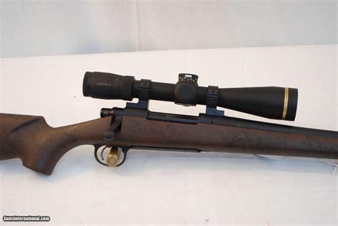 Remington 700 American Wilderness Rifle