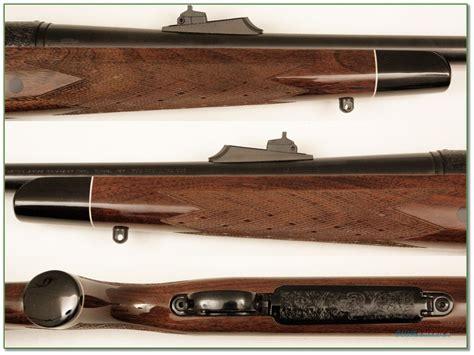 Remington 700 Bdl Custom Deluxe 243 Engraved